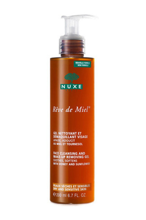 欧树(NUXE) NUXE Reve De Miel Gel Nettoyant Visage  Facial Cleansing Gel 200ml