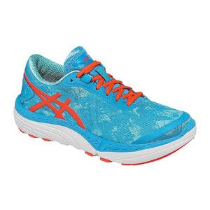 亚瑟士(Asics) 跑步鞋 #Aquarium/Flash Coral/Aruba Blue
