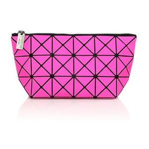 三宅一生(Issey Miyake) Lucent手拿包化妆包 #Pink