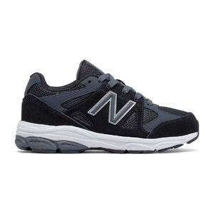 新百伦(New Balance) New Balance 888 #黑色 + 灰色 #Black with Grey
