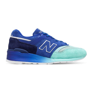 新百伦 低帮鞋 #Navy with Blue & Ozone Blue Glow