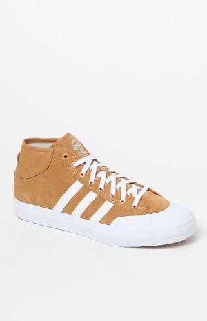 阿迪达斯(Adidas) 高帮鞋 #TAN