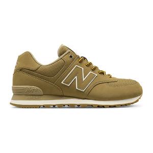 新百伦(New Balance) 男士休闲运动鞋 #Linseed
