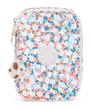凯浦林 100 Pens Printed Case #梅多女款短筒休闲保暖时尚雪地靴 Flower 粉红 #Meadow Flower Pink