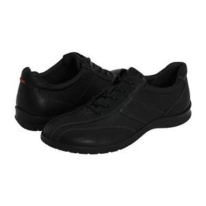 爱步(ECCO) 女士运动鞋 #Black Leather