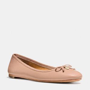 蔻驰(Coach) 女士平底鞋 #SHELL