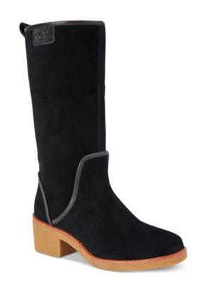 蔻驰(Coach) COACH Palmer ColdWeather Boots #黑色 #BLACK