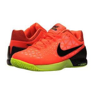耐克 Zoom Cage 2 #激光 OrangeBlackLava GlowVolt #Hyper Orange/Black/Lava Glow/Volt