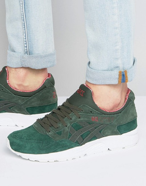 亚瑟士(Asics) 男士靴子 #Green