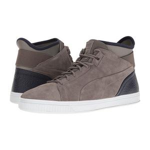 彪马(PUMA) 男士运动鞋 #Steel Gray/Peacoat
