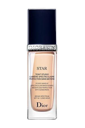 迪奥(Dior) 【适合想要健康妆感和遮瑕的妹纸】凝脂星光亮妍粉底液 SPF 30/28ml #020浅米色适合自然肤色 #020 Light Beige