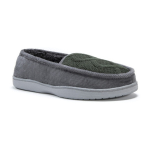 睦陆氏(Muk luks) Muk Luks Henry 拖鞋 #灰色 #Grey