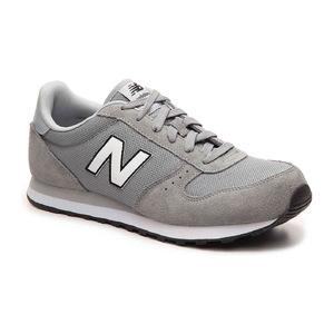 新百伦(New Balance) 311 Retro 运动鞋  Mens #GreyWhite #Grey/White