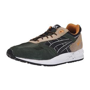 亚瑟士(Asics) 男士运动鞋 #Black / Black