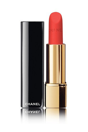 香奈儿(Chanel) 【色泽最实用 日常款 呼声最高 丝绒珊瑚红】丝绒口红 #43 #43 La Favorite