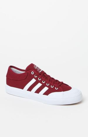 阿迪达斯(Adidas) 低帮鞋 #BURGUNDY