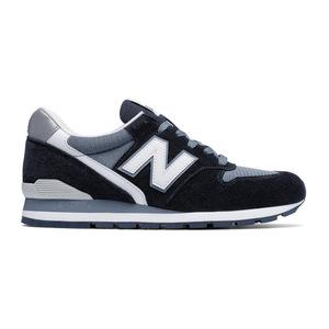 新百伦(New Balance) 低帮鞋 #Navy with White
