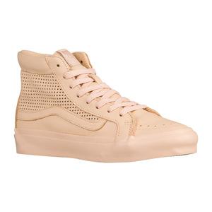 万斯(Vans) SK8Hi Slim  Womens #Amberlight  Width  B  中号  Cutout 低帮帆布鞋 #Amberlight | Width - B - Medium | Cutout Ox