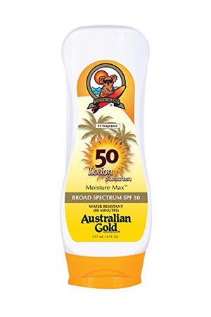 澳洲黄金(Australian Gold) 防晒乳液 全身 SPF 50+ (230ml)