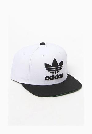 阿迪达斯(Adidas) 帽子 #WHITE/BLACK