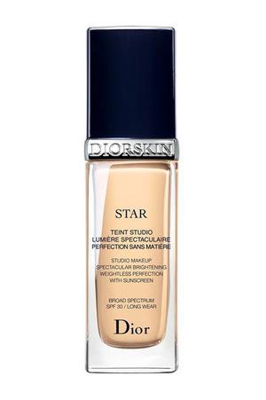 迪奥(Dior) 凝脂星光亮妍粉底液 SPF 30/28ml-021 Linen