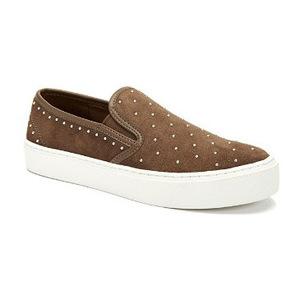 蔻驰(Coach) 休闲鞋 #Fatigue Brown/Silver