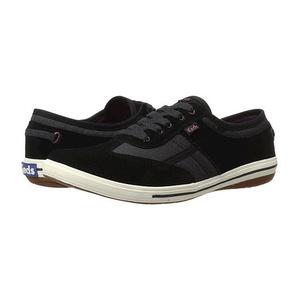 科迪斯 女士运动鞋 #Black Suede