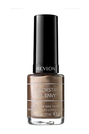 露华浓(Revlon) Colorstay Gel Envy Longwear Nail 珐琅 #双羽绒 #Double Down