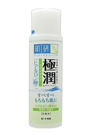 【日本】肌研极润保湿化妆水 170ml 清爽型