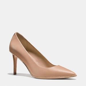 蔻驰(Coach) 女士高跟鞋 #BEECHWOOD
