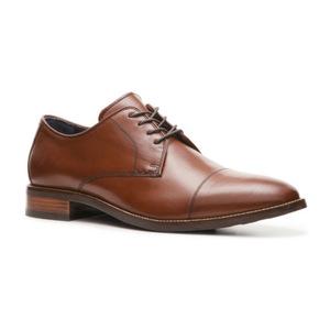 可汗(Cole Haan) 男式 Lenox Hill棕色皮鞋 #Tan