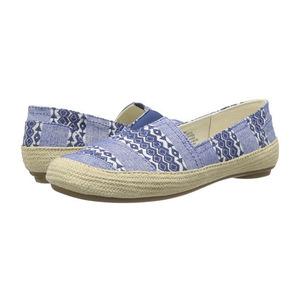 玖熙(NINE WEST) 女士休闲鞋 #Blue Multi Fabric 1