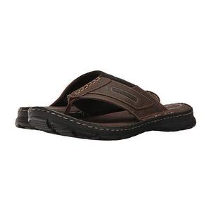 乐步 男士凉鞋 #Brown II Leather