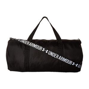 安德玛 旅行袋 #Black/Black/Black
