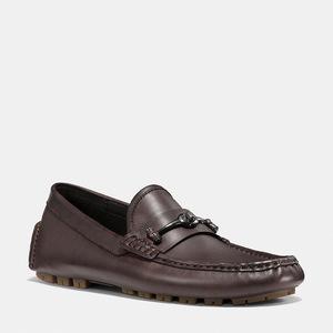 蔻驰(Coach) 男士休闲鞋 #MAHOGANY