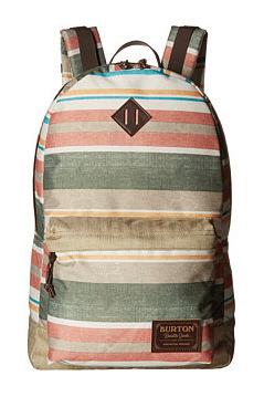 波顿(Burton) 男士背包 #Rancher Stripe Print