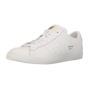 鬼冢虎(Onitsuka Tiger) Lawnship 经典网球鞋 #WhiteWhite #White/White
