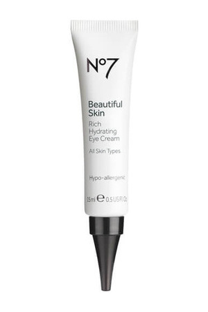 Boots No7 Boots No.7 Beautiful Skin Rich 保湿眼霜