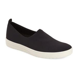 爱步(ECCO) 女士休闲运动鞋 #Black Leather