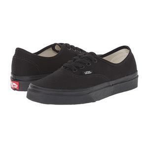 万斯(Vans) 女士休闲鞋 #Black/Black