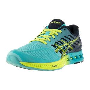 亚瑟士 跑步鞋 #Turquoise/Sharp Green/Ink
