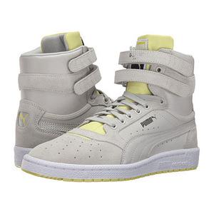 彪马(PUMA) 男士运动鞋 #Glacier Gray/Limelight