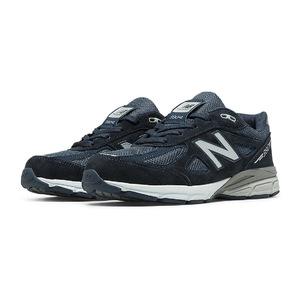 新百伦(New Balance) New Balance 990v4 #海军蓝 #Navy