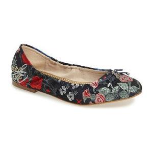 山姆爱德曼(Sam Edelman) Felicia 平底鞋 #灰色 Multi 面料 #Grey Multi Fabric