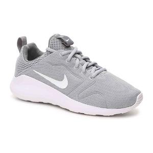 耐克 Kaishi 2 运动鞋  Womens #GreyWhite #Grey/White
