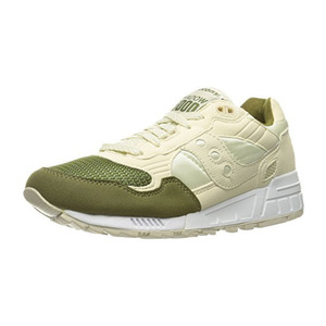 索康尼(Saucony) Originals Mens Shadow 5000 Fashion 板鞋 #CreamGreen #Cream/Green