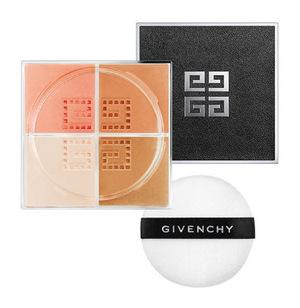 纪梵希(Givenchy) 【带闪 适合大部分肤色 自然肤色想要白些的也可以选择】四宫格散粉  #5 #ORGANZA CARAMEL