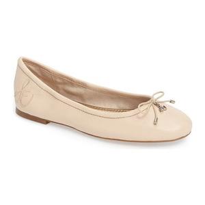 山姆爱德曼(Sam Edelman) Felicia 平底鞋 #Summer 沙色真皮 #Summer Sand Leather