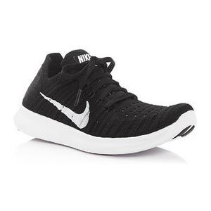 耐克 女士休闲鞋 #Black/White