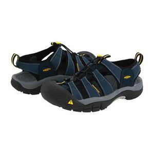 科恩 男士凉鞋 #Navy/Medium Grey